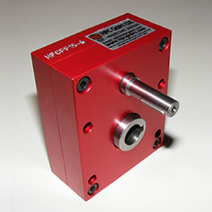 HPC Gears Gearboxes: Offset Spur Gear Reducers (FF)