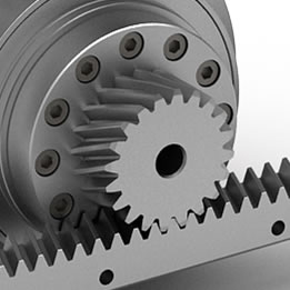 Rack And Pinion >> GROUND Precision Racks and Pinions, Straight and Helical from HPC Gears
