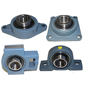 HPC Gears  Cast Iron Bearing Housing